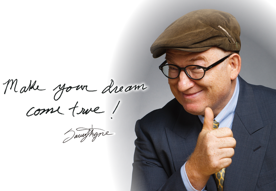 make you dream come true! David Thayne